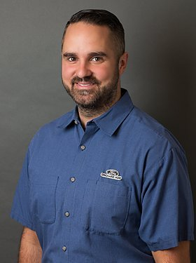 Anthony Zuccato : Service Manager