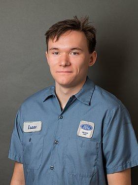 Isaac Bueckert : Technician