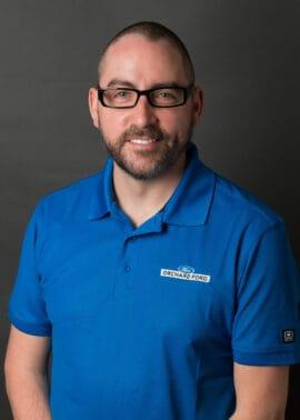 TJ Urton : Assistant Parts Manager