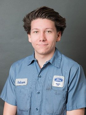 Adison Soderquist : Technician