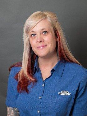 Amy Wilson : Parts Sales