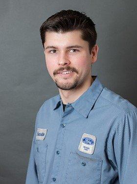 Brandon Hurry : Technician