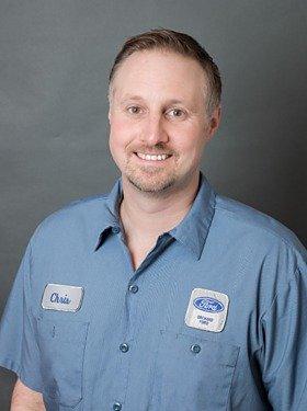 Chris Zuccato : Technician
