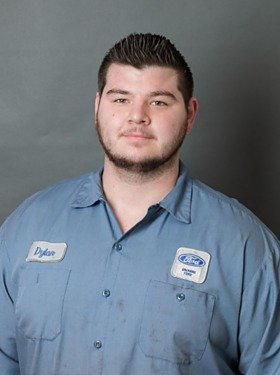 Dylan Hodgins : Technician