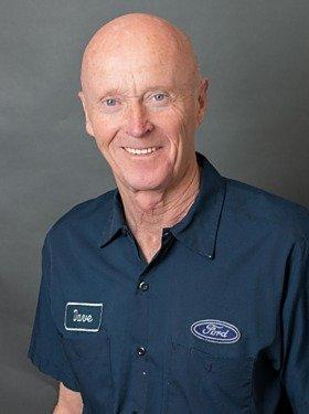 Dave McGonigal : Shop Foreman
