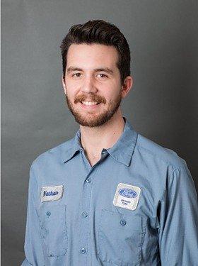 Nathan Olsen : Technician