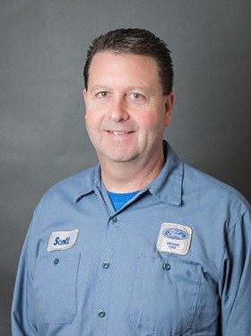 Scott Hurry : Technician