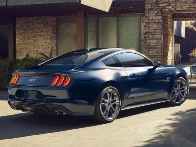 Mustang GT Exterior